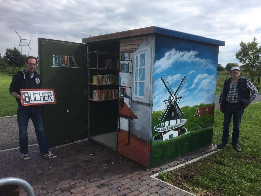 Bücherei Buttforde
