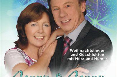 Volkstümliches Weihnachtskonzert mit Jenny & Jonny in Buttforde am 27.12.2016